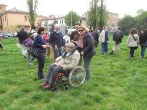 Participants for the Pellizza Photo