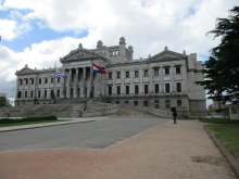 Palacio Legislativo - the Parliament of Uruguay